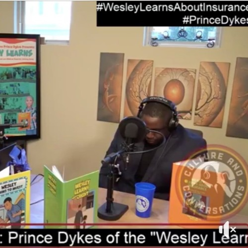 Culture and Conversations Interview W/ Prince Dykes