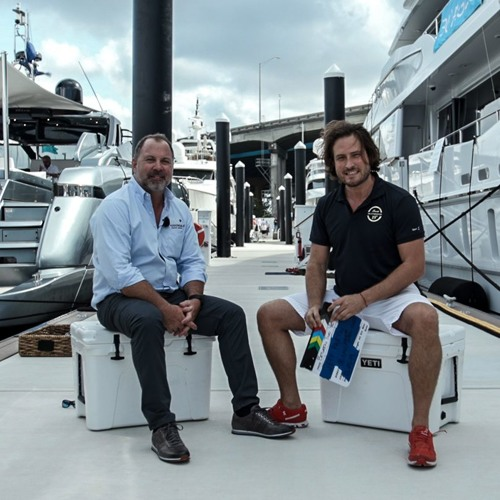 Jeff Partin on life after being a Yacht Broker