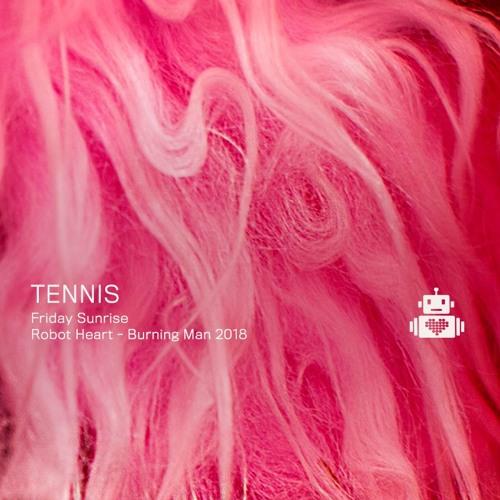 Dj Tennis - Robot Heart - Burning Man 2018
