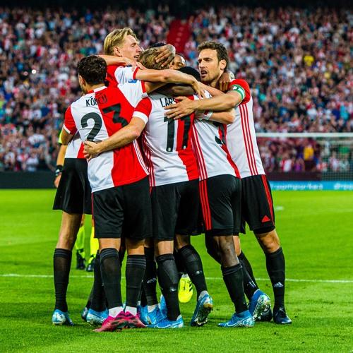 Feyenoord Dinamo Tbilisi 4 0 2019 2020 Voorronde Europa League