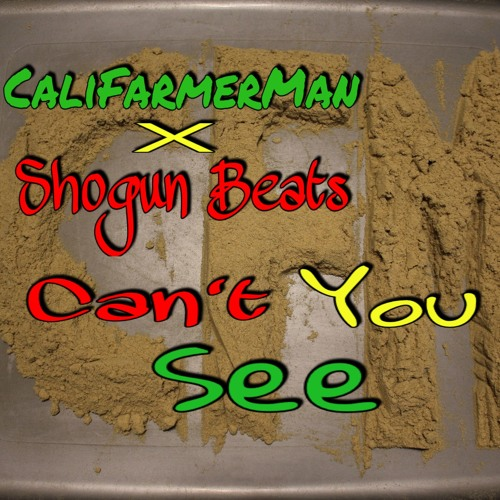 Can't You See!!! By CaliFarmerMan Beat Prod. by Shogun Beats
