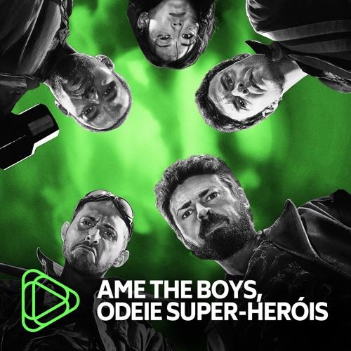The Boys é uma das melhores séries sobre super-heróis já feita? - Podcast Minha Série #16