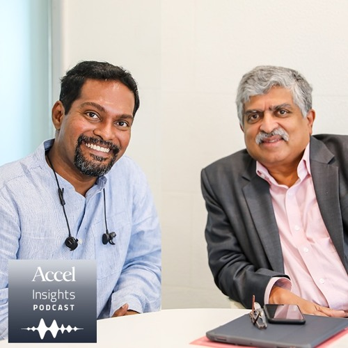 INSIGHTS #35 - Nandan Nilekani shares his journey from building Infosys to rolling out Aadhaar