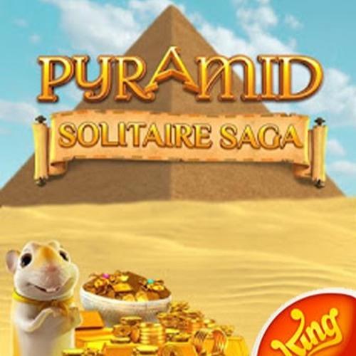 Pyramid Solitaire Saga (2014)