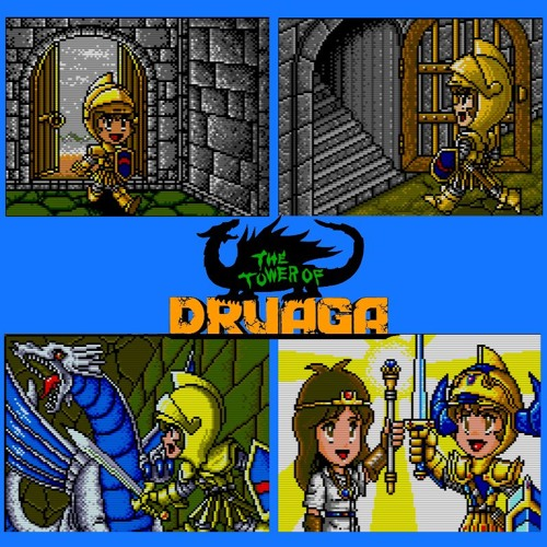 Tower of Druaga (ドルアーガの塔) YM2612 Arrange ~ 35th Anniversary Tribute