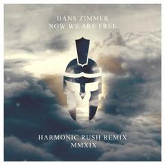 Hans Zimmer - Now We Are Free (Harmonic Rush Remix)