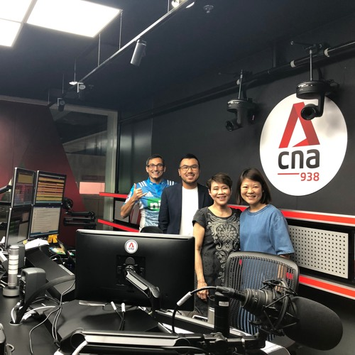 SG Code Campus - CNA938 Radio Interview on 6 Aug 2019
