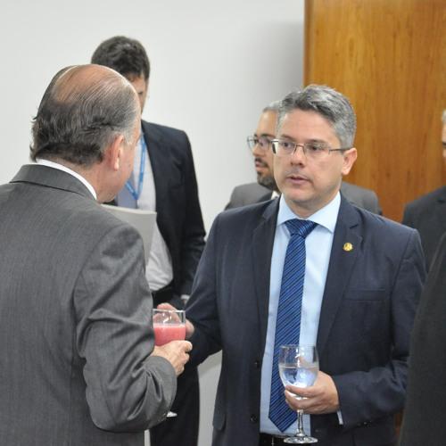 Entrevista Senador Alessandro Vieira (Cidadania/SE)