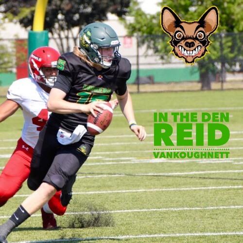 IN THE DEN-Reid Vankoughnett