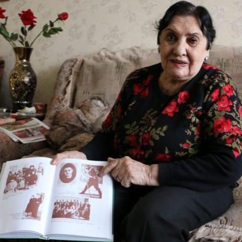 Культура кримських татар у обличчях. Ремзіє Баккал
