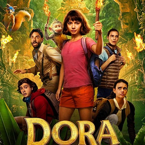 Max and Carl review Dora and the Lost City of Gold!
