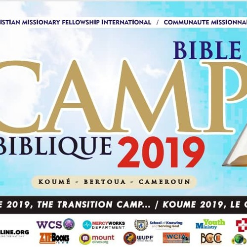 ISBC2019 - Day 6 : A Testimony of salvation... (Sis. Henriette Mbarga)