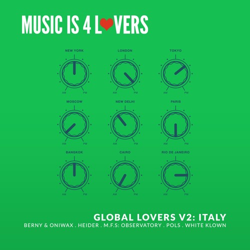 Global Lovers V2: Italy [MI4LCOMP002] [MI4L.com]