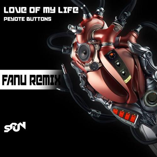 "Peyote Buttons: ""Love Of My Life"" – Fanu Remix"