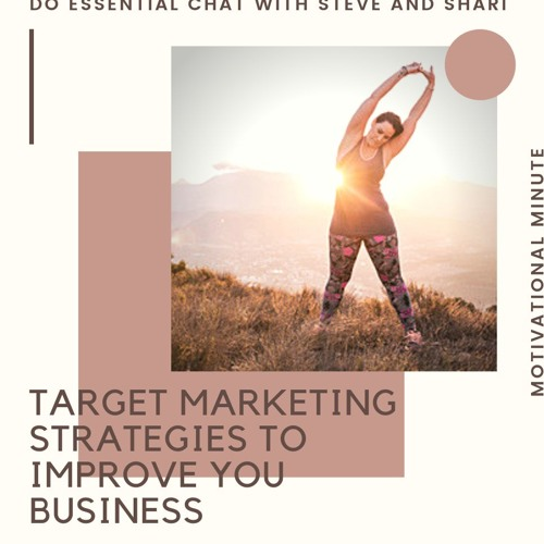 Target Marketing Strategies To Improve Your Business