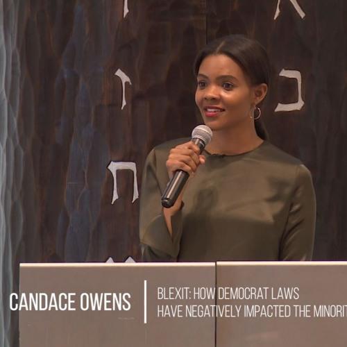 Candace Owens: Democrat Laws Negatively Impact Minorities