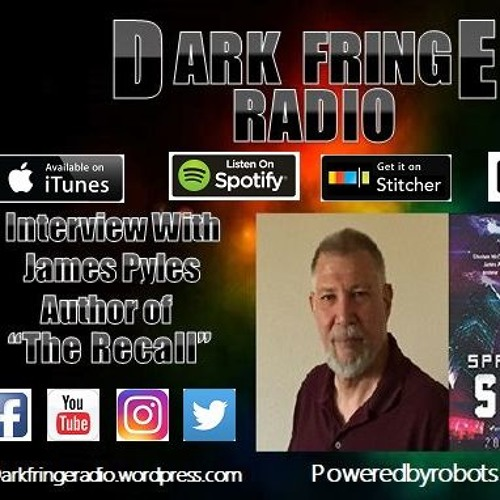 """DFR Episode #060 Interview with James Pyles Author of """"The Recall"""""""