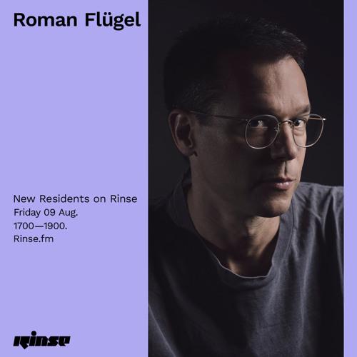 Roman Flügel - 08 August 2019