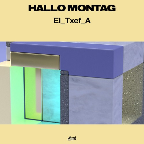 PREMIERE: El Txef A - All Those Beautiful Lights Dancing Together (Chopstick Edit) [Suol]