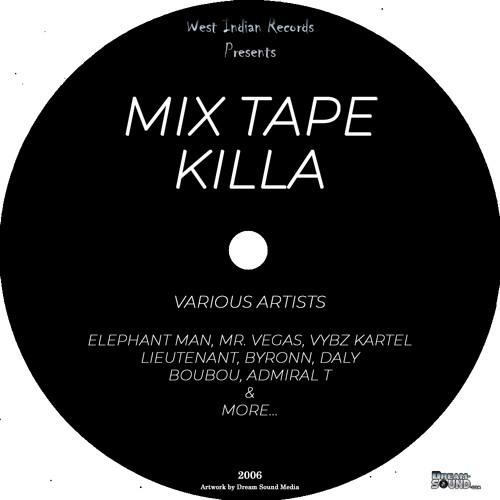 Konkret D' - Mix Tape Killa (Dancehall Mixtape 2006)