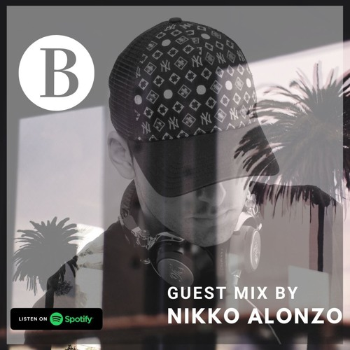 Beach Podcast Guest Mix By Nikko Alonzo