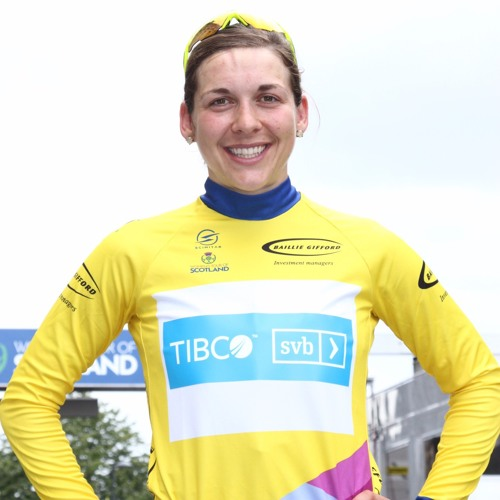 Interview - Alison Jackson 2nd Stage Winner WToS 2019