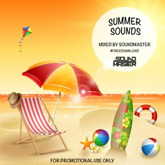 Summer Sounds - Mixed By Soundmaster (Free Download)