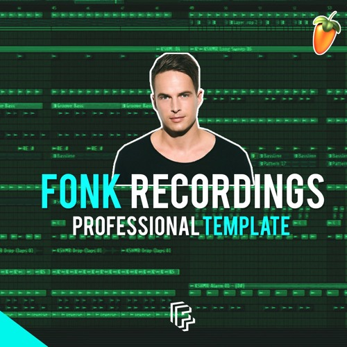 Kevin Brand - Fonk Recordings Template 01 (FREE DL)