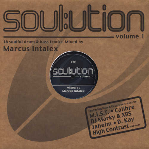 Marcus Intalex - Soul:ution Volume 1 mix CD (2003)