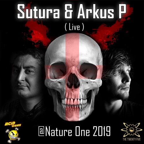 Sutura & Arkus P ( Live) @ Nature One 2019