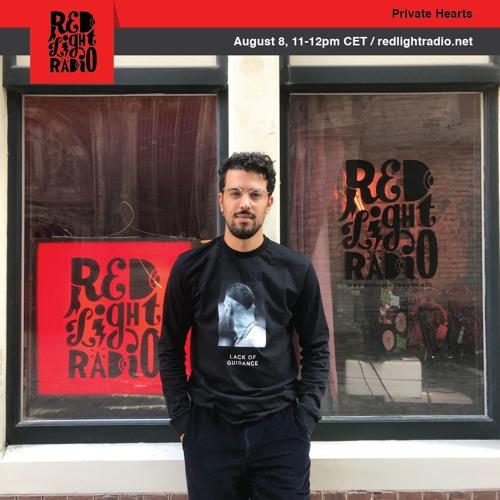 Private Hearts #35 w/ Elias Mazian(08.08.19, Red Light Radio)