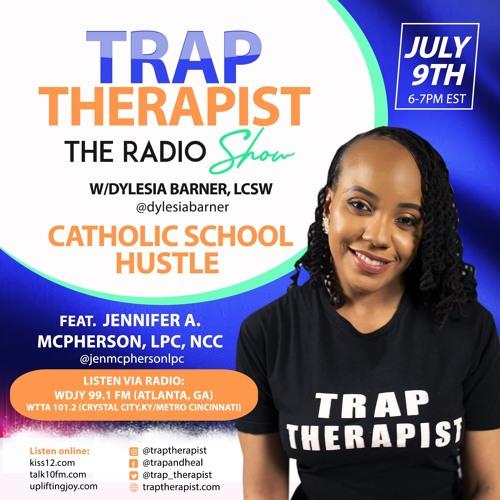 Trap Therapist: Jennifer McPherson, LPC, NCC