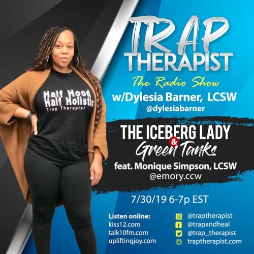 Trap Therapist: Monique Simpson, LCSW