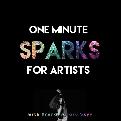 One Minute Sparks For Artists