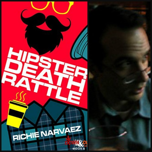 Richie Narvaez, Crime And Noir Fiction Writer On Authors On The Air