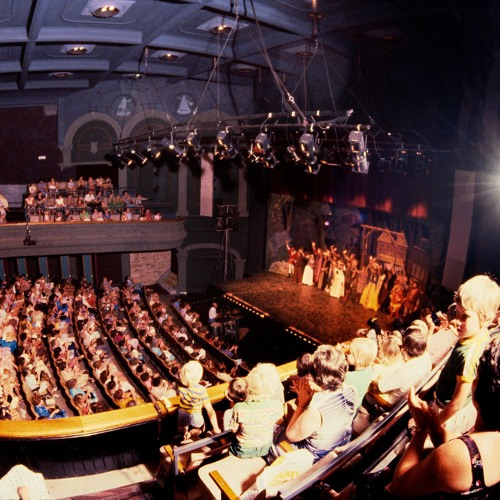 Elizabeth McRae - Remembering Mercury Theatre