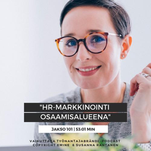 HR-markkinointi osaamisalueena