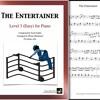 """The Entertainer"" by Scott Joplin arranged for Level 3 Piano by Mizue Murakami"