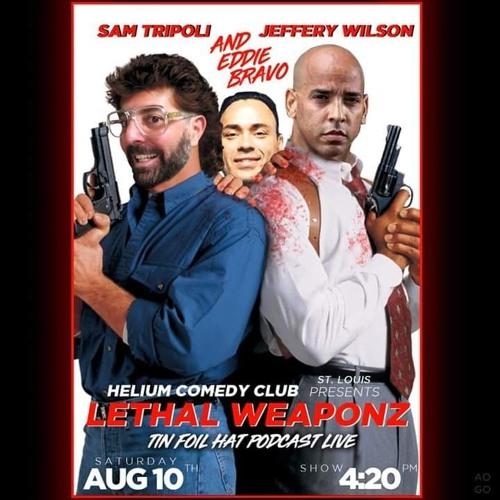 Suicided Saturday Swapcast with Sam Tripoli, Jeffery Wilson and Jeffrey Daugherty