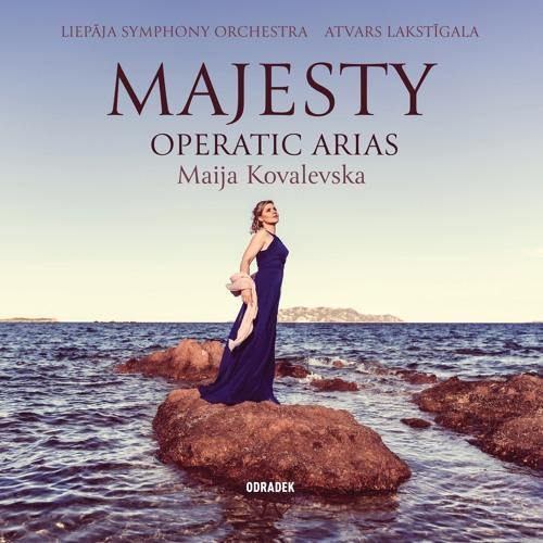 ODRCDODRCD372 Maija Kovalevska & Liepāja Symphony Orchestra - Majesty Operatic Arias
