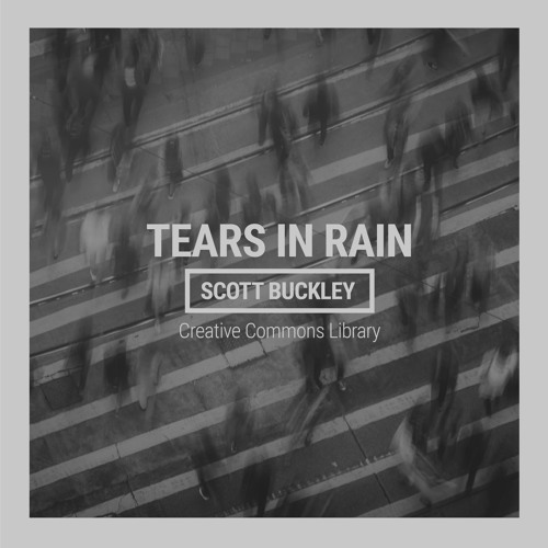 Tears in Rain (CC-BY)