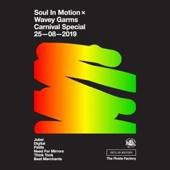 DJ Patife - Soul In Motion x Wavey Garms Carnival Special - Promo Mix