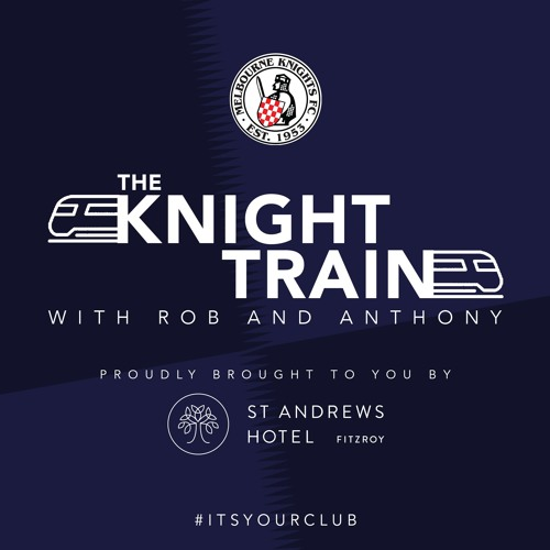 Gus Flores on The Knight Train | 12 August 2019 | FNR Football Nation Radio