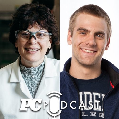 Life-saving research with Dr. Kathleen Cornely and R. Seth Pinches '16