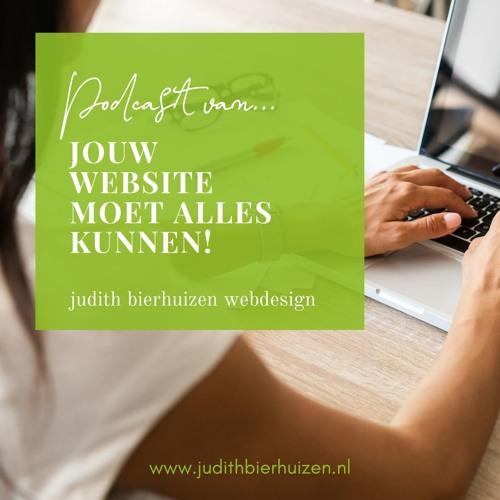 Je website moet alles kunnen