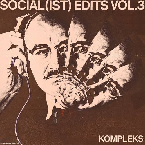"PRÈMIÉRE: Kornelije Kovac - ""The Body"" (Kompleks Edit)[44100Hz Social Club]"