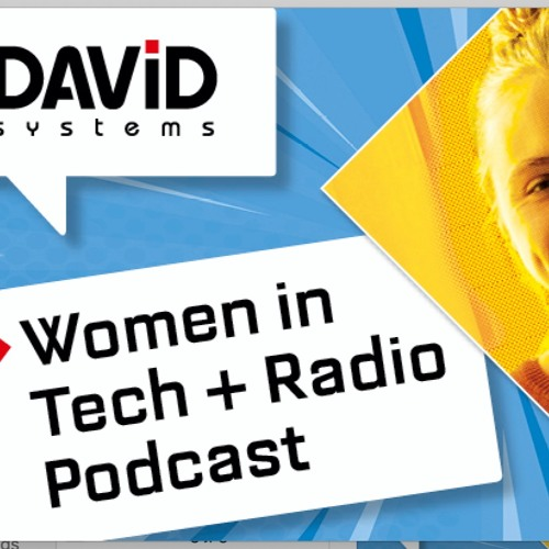 Women in Tech + Radio #3 - Camille Bondeville & Julia Huber