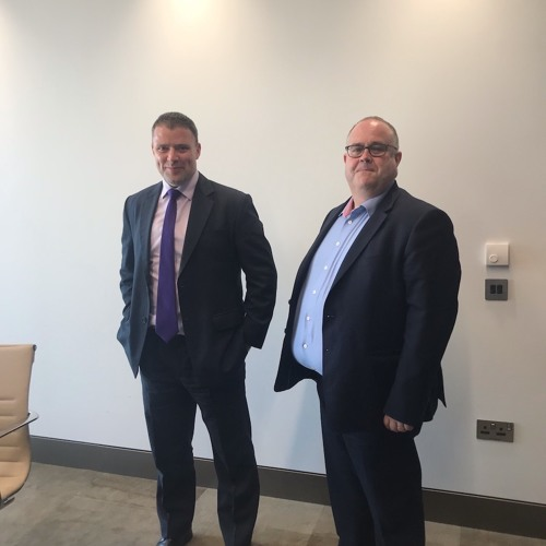 Mike Harris And Ben Fletcher From Grant Thornton