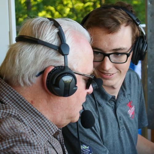 8-11 Pat O'Connor Interview (6th Inning- Elizabethton Twins vs. Pulaski Yankees)
