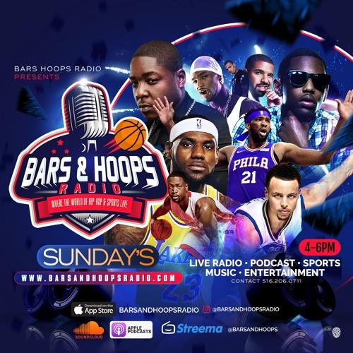Bars & Hoops Episode 100 Feat. DJ Superstar Jay, Will Sullivan, D'Anthony & Big East